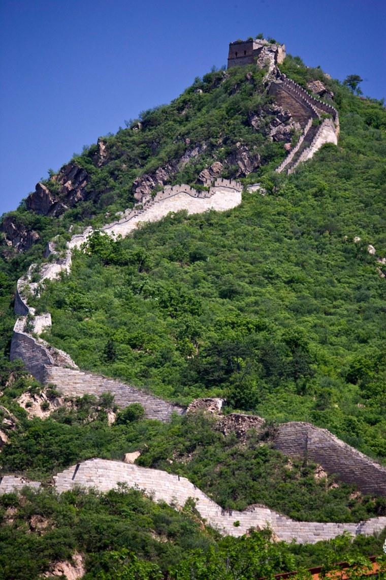 Image: China's Great Wall