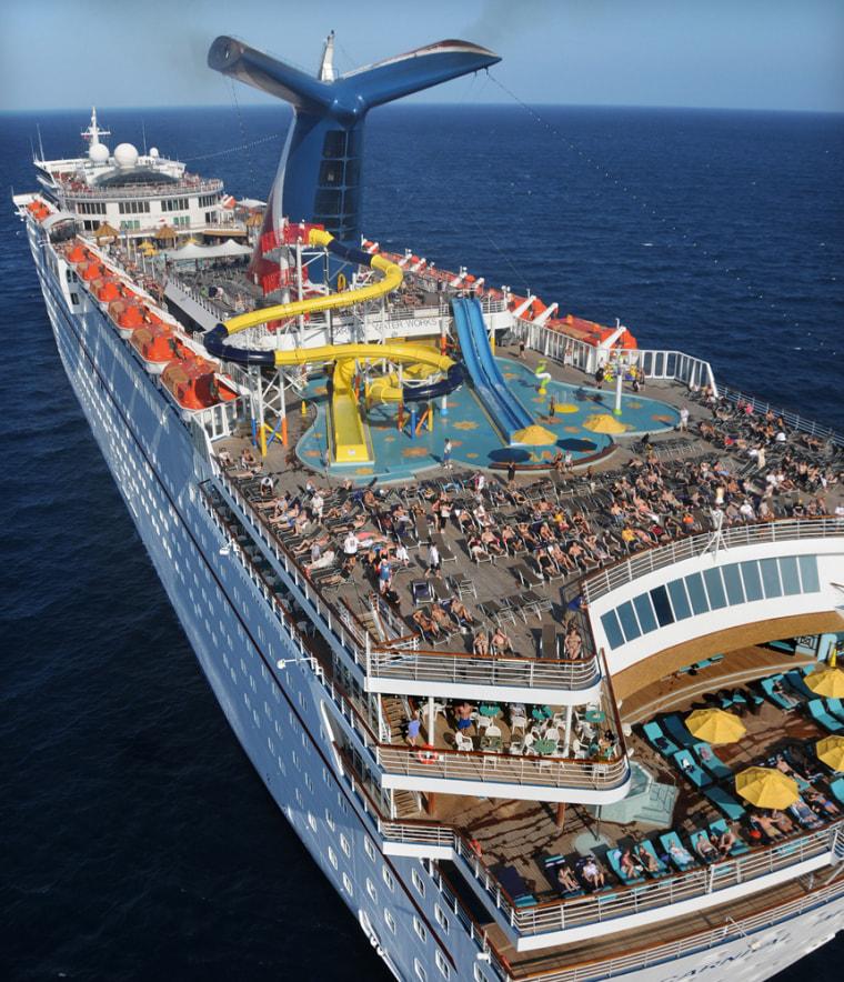 Image: Cruise lines