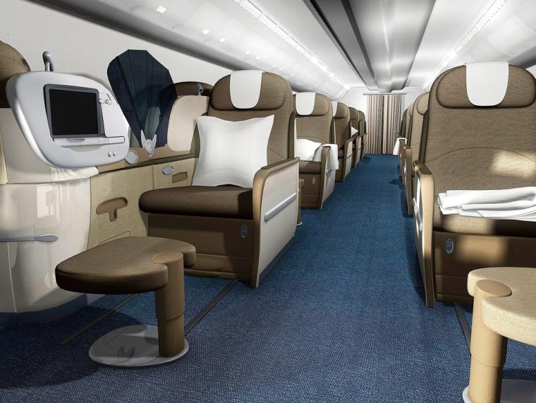 Image:  Boeing 757 OpenSkies airliner