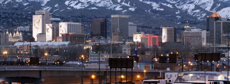 Image: Salt Lake Skyline