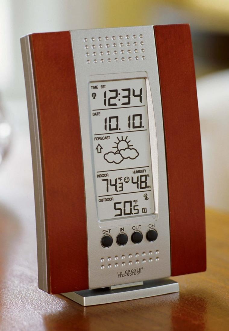 Image: Wireless weather station
