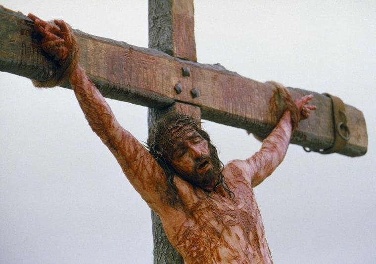Scholars debate death on the cross