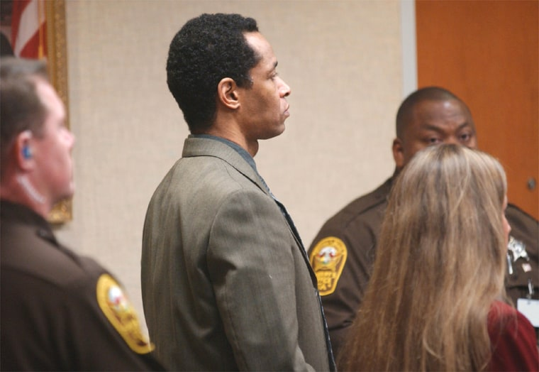 MUHAMMAD ON THE SECOND DAY OF JURY DELIBERATIONS