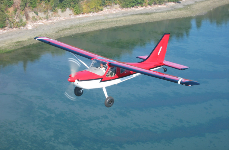 The Sportsman, New GlaStar's latest kit airplane, has won over customers with its easy-to-fly handling and ability to fly into remote locations.