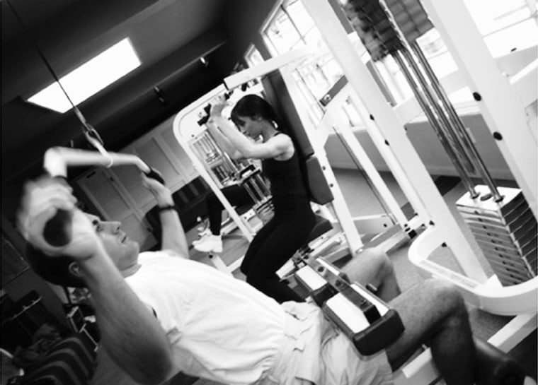 Want to get in shape by spending more time at the gym this year? Convincing yourself you can actually do it may be the hardest part.