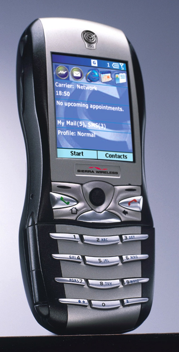 The Voq is the first second-generation Smartphone.