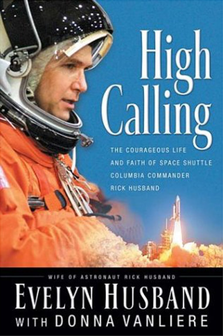 """Evelyn Husband hopes her book """"High Calling"""" will provide inspiration and encouragement to others."""