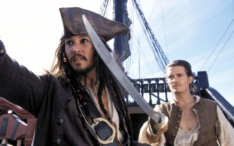 Image: Pirates of the Caribbean: The Curse of the Black Pearl