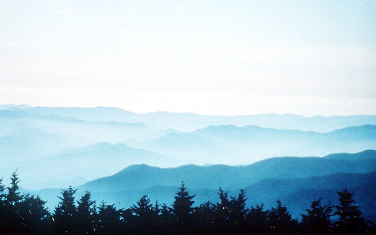 Image: Great Smoky Mountains National Park