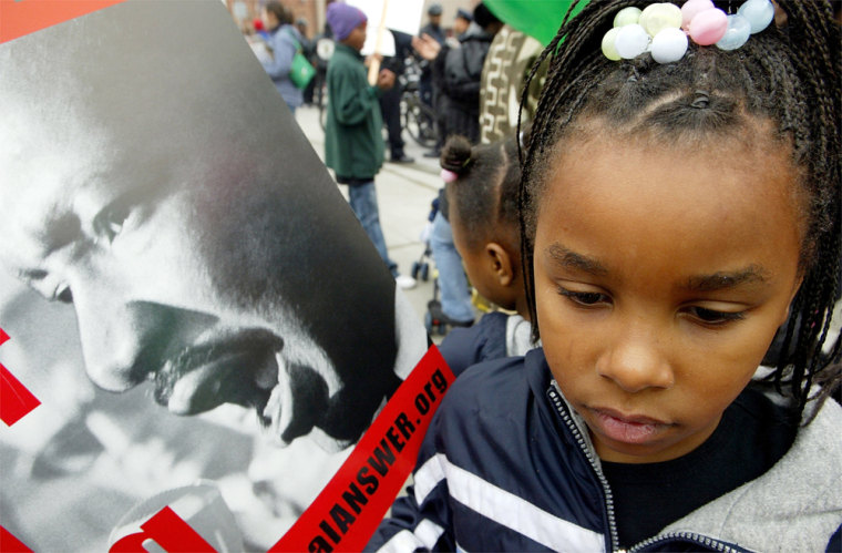 Martin Luther King Day Is Celebrated In San Francisco