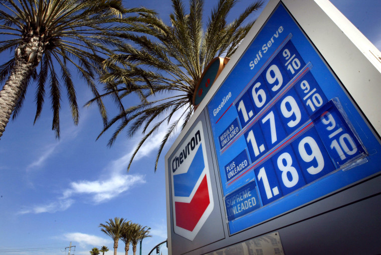 Price Of Gas Raises Seven Cents In Three Weeks
