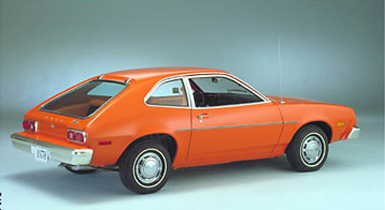 Safety problems that plagued Ford Motor Company's Pinto were enough to land it on Forbes.com's list of worst cars of all time.
