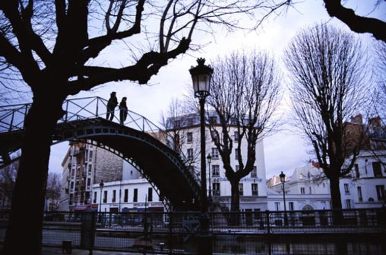 Image: Canal Saint-Martin