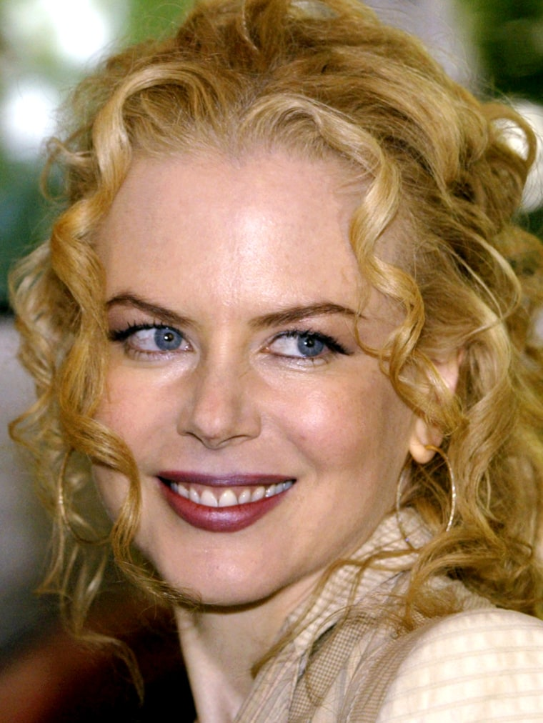 NICOLE KIDMAN HONORED AT AMERICAN FILM INSTITUTE AWARDS