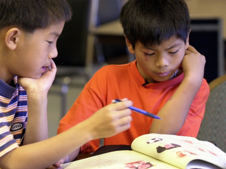 Many parents of children adopted from China are sending their kids to Chinese-language lessons as a way to help them learn about their heritage.