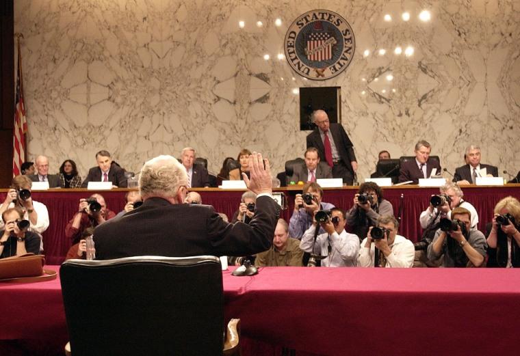 9/11 Commission Hears Testimony