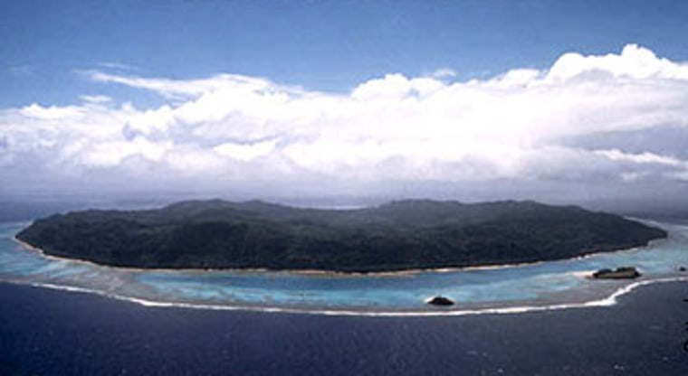: The 5,411 acre Mago Island, inFiji,is full of coconut, mango, papaya, grapefruit, sugar and cotton plantations. It has a village of about 35 residents -- all of whom are employed by the island owners -- and a home that is inland. It has a protected tropical perimeter lagoon and room for landing strips.