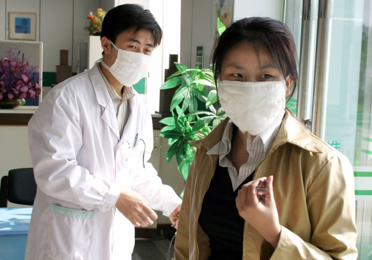 China Battles To Contain New SARS Outbreak