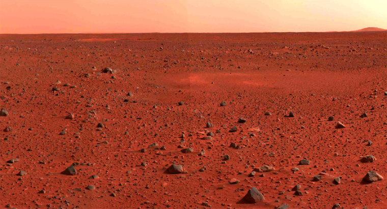 MARS ROVER  IMAGE RELEASED JANAURY 10