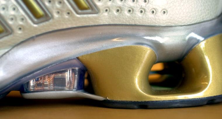 Adidas creates computerized shoe