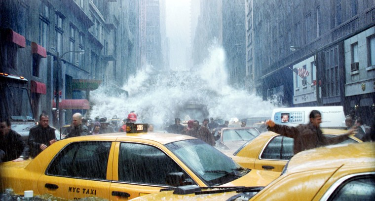 SCENE FROM THE DAYAFTER TOMORROW