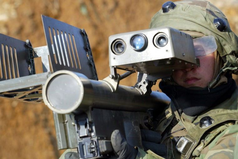 "US Military Conducts Annual ""Iron Artep"" Exercise Near Inter-Korean Border"