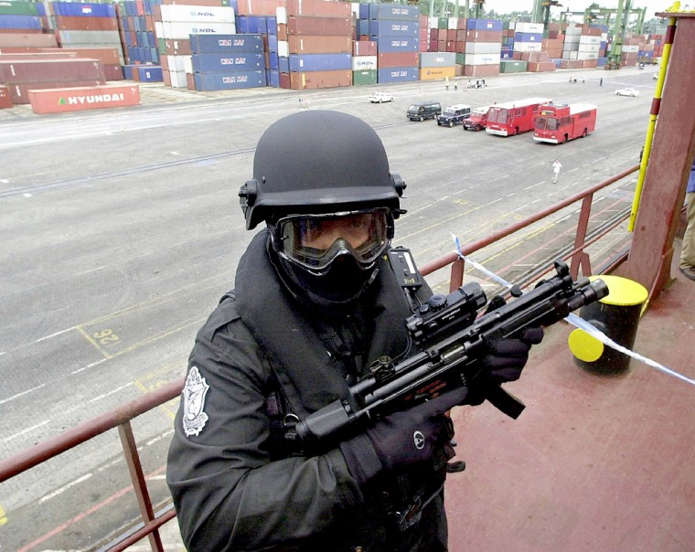 FILE-SINGAPORE-MARITIME-SECURITY