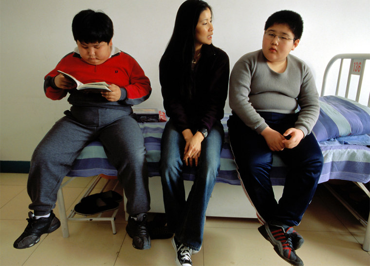 Lisa Ling talks to two Chinese boys. Join  as Ling investigates the complex issues surrounding the one-child policy.
