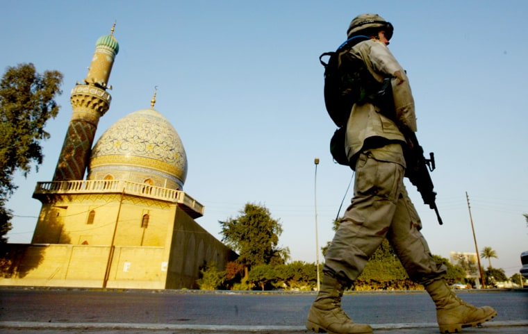 Eid Approaches in Baghdad