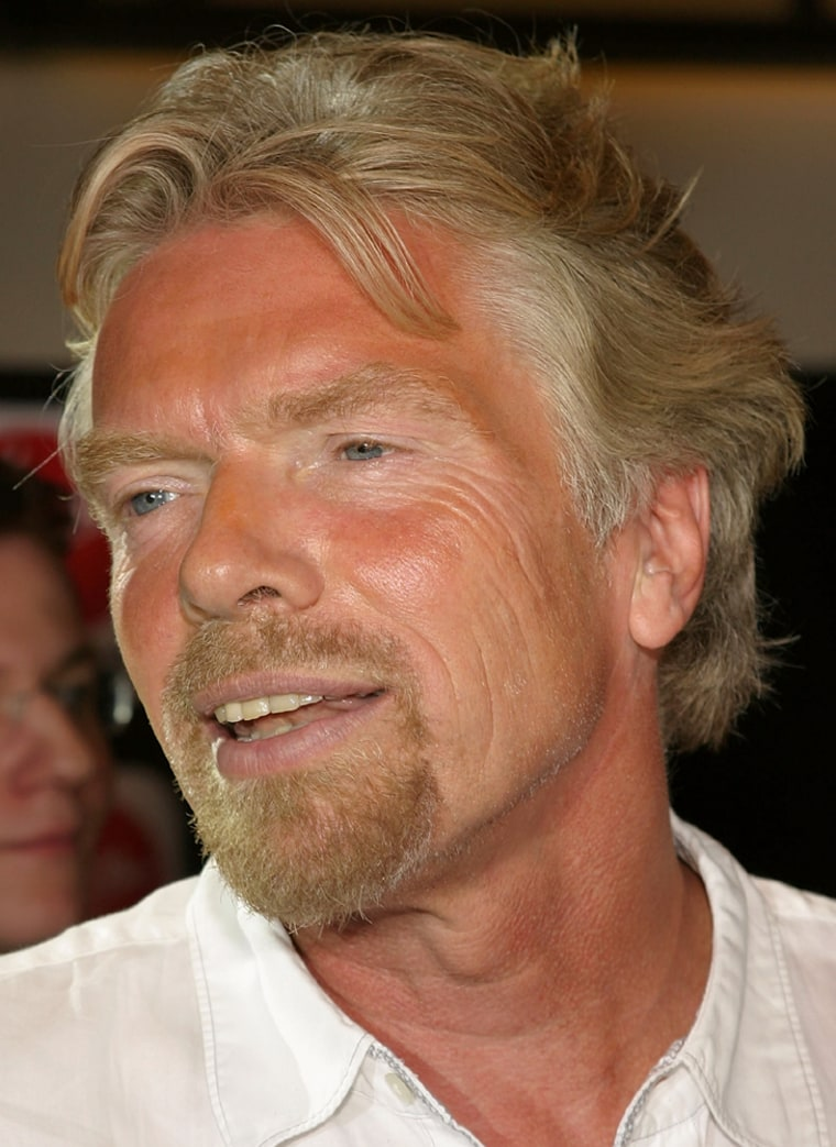 Casting Call For The Billionaire Branson's Quest For The Best