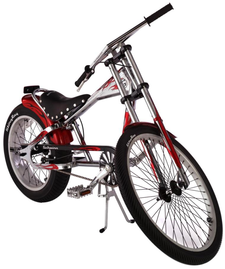 Schwinn Reintroduces String-Ray Bicycle