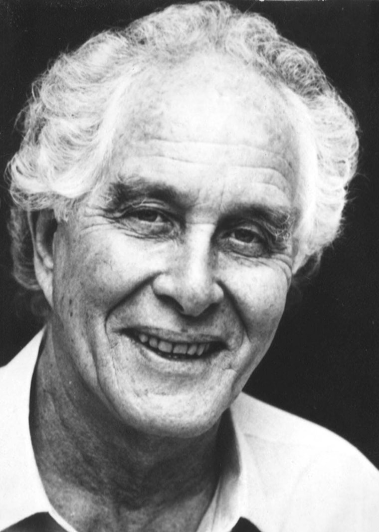 Ronnie Biggs, shown in this undated photo, was part of a gang that robbed a mail trainin August 1963, netting 2.6 million British pounds.