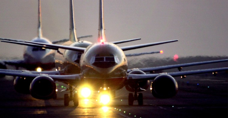 Rising oil prices are expected to cost airlines an additional $4 billion this year compared to last.