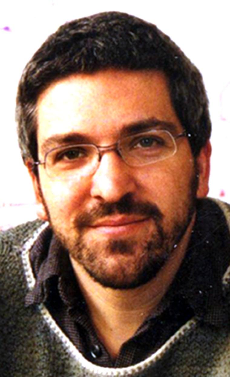 Western journalist Micah Garen