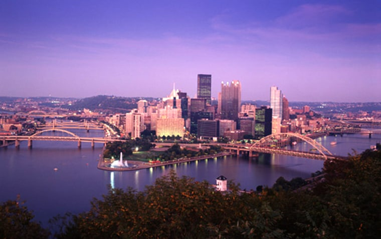 According to Forbes.com, Pittsburgh is a bohemian bargain that will appeal particularly to the young and single.