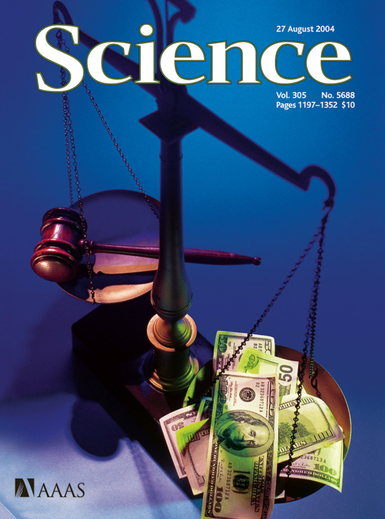 The journal Science's cover story looks at how people weigh reward versus punishment. Many people voluntarily incur costs to punish unfair behavior of others. The reasons behindsuch altruistic punishment appear tohave aneural basis,researchers say.