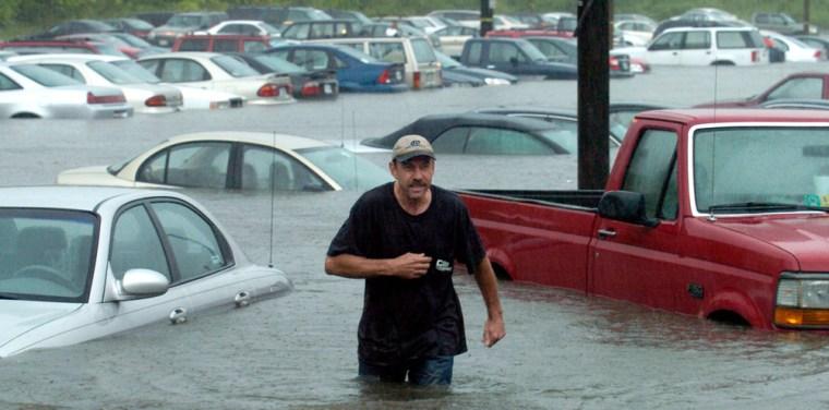 Richmond Rains