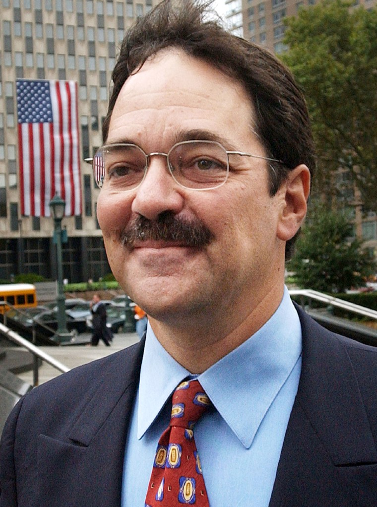 Frank Quattrone Sentencing In New York