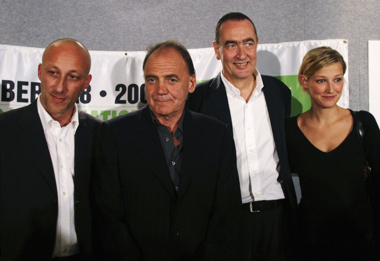 "Toronto International Film Festival \""Downfall\"" Press Conference"