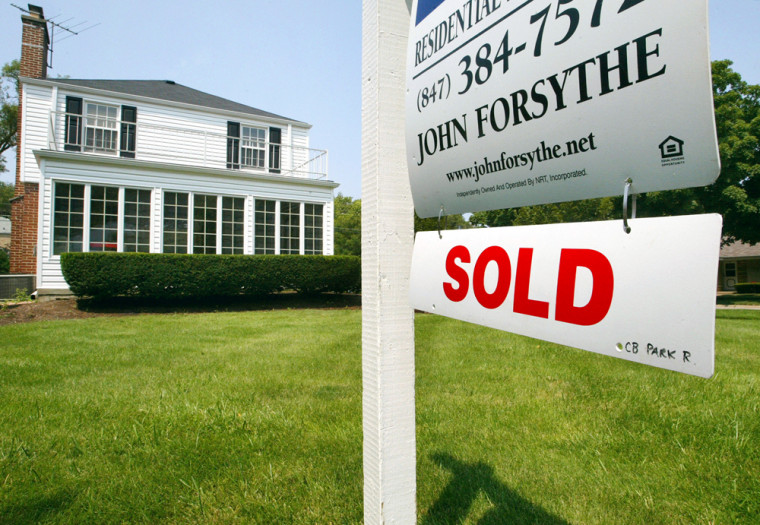FILE PHOTO August Home Sales Jump 9.4%