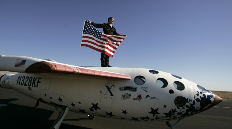 SPACESHIPONE BINNIE
