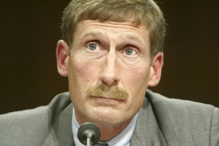 Armed Services Committee Holds Hearing On Iraqi WMD Programs