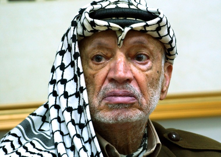 Yasser Arafat, a legacy of tenacity