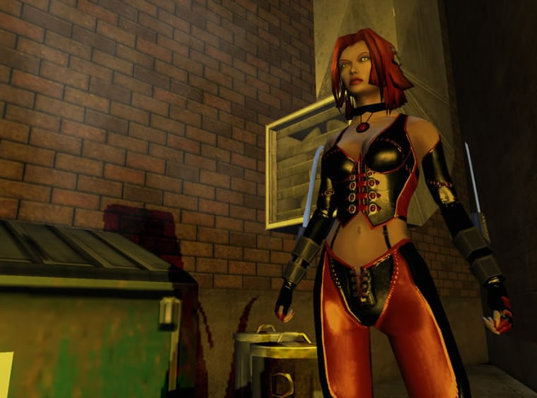 """""""Let's do the time-warp again!"""" There's something about """"BloodRayne 2"""" that screams """"Rocky Horror Picture Show."""""""