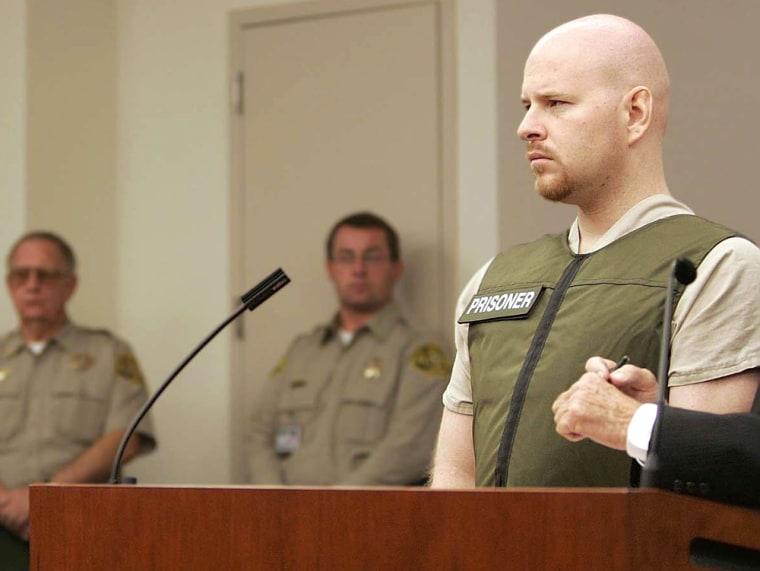 Mark Hacking Enters Plea In Court