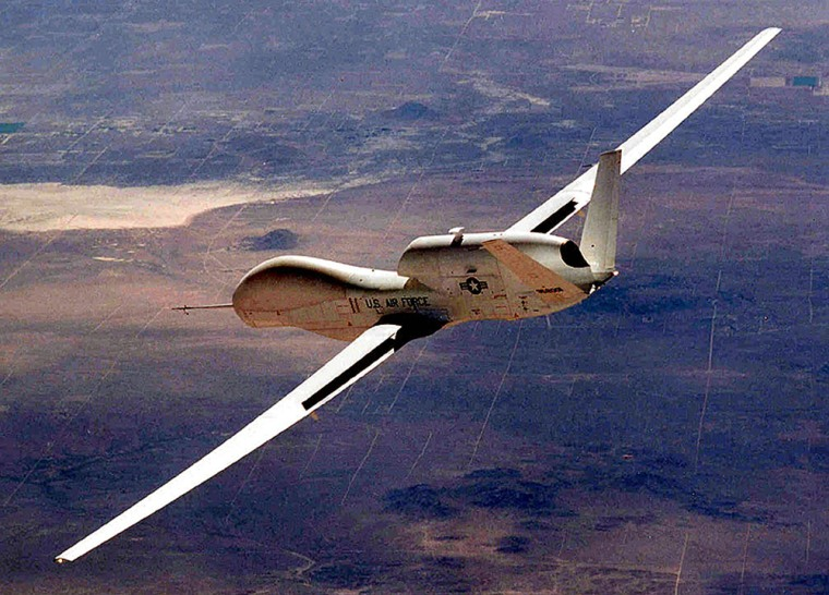 First UAV to Fly Unrefueled