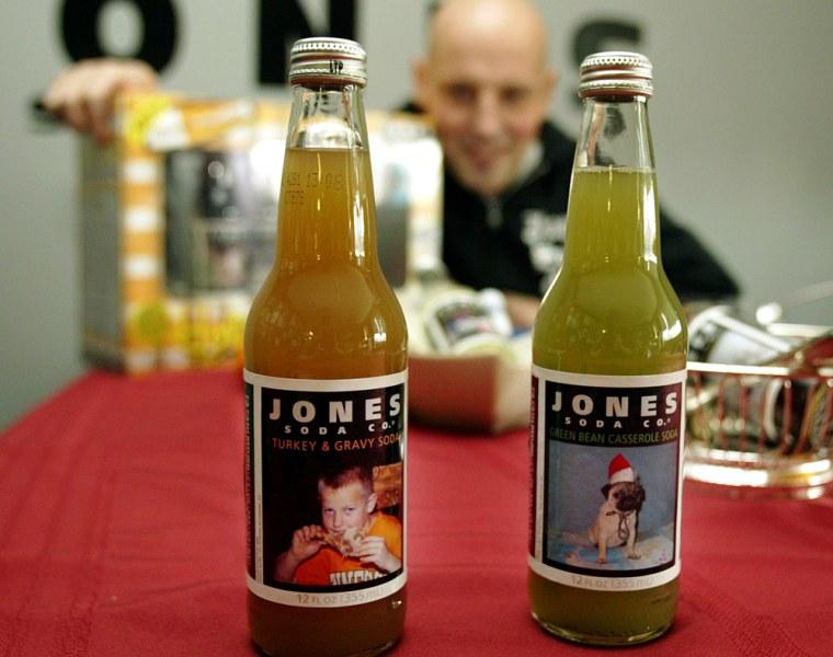JONES SODA CO.