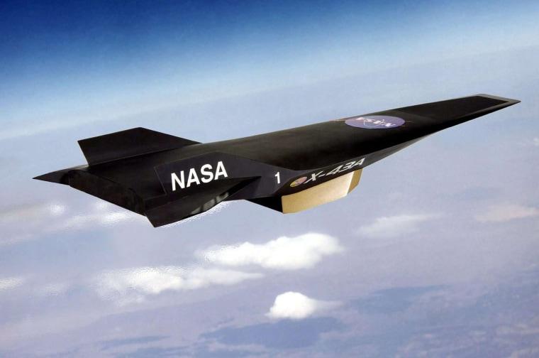 NASA's X-43A