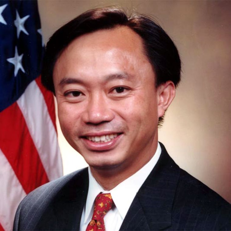 Former Assistant Attorney General Viet Dinh, who helped draft the USA Patriot Act, defends the law, parts of which are up for renewal next year.