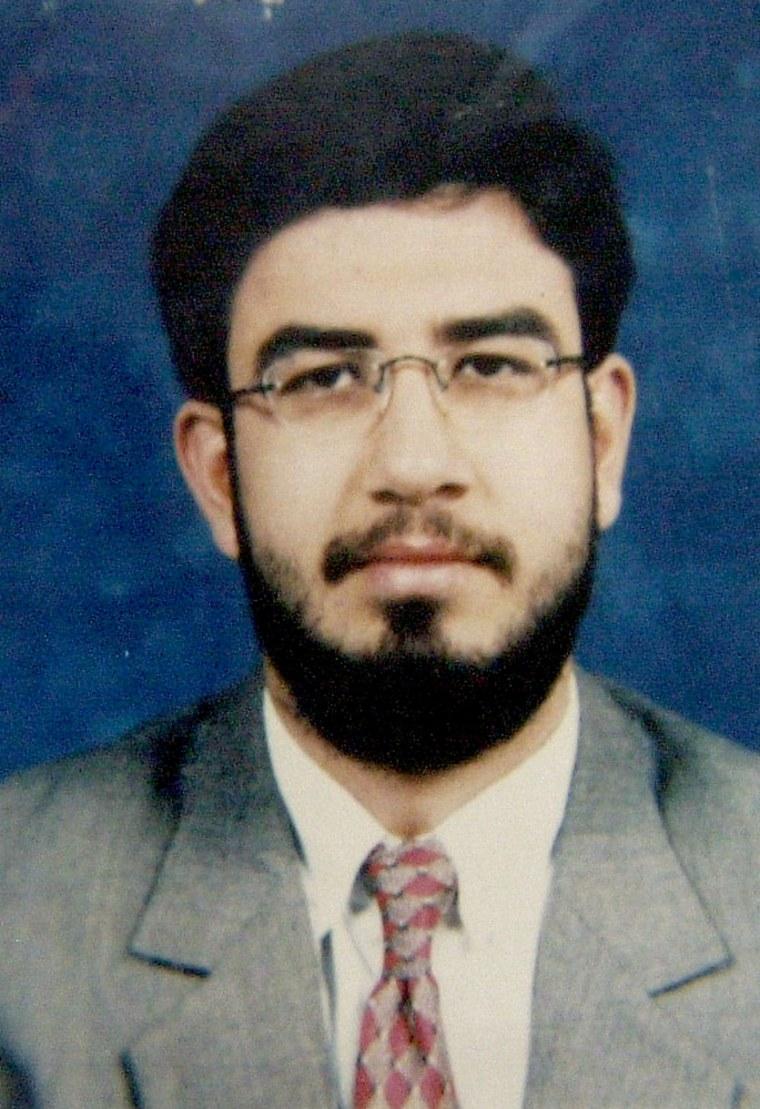 Islamic Militant Arrested